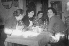 le cuoche  anni '60 - Mariuccia Luisa Milena e Iole